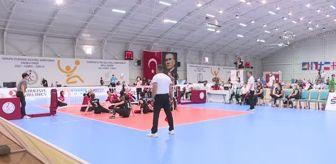 Antalya: Oturarak Voleybol Avrupa Şampiyonası