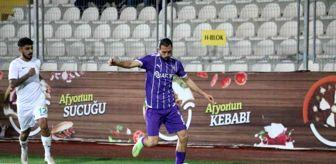 Aydın: TFF 2. Lig: Afyonspor: 1 Adıyaman FK: 0