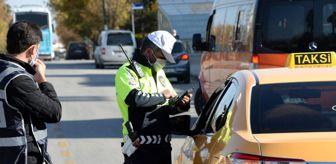 Gazete: Ülke Genelinde Vale Hizmetleri ve Ticari Taksi Sürücülerine Yönelik Uygulama Gerçekleştirildi