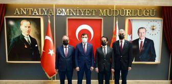 İsmail Yüksek: YÖREX ile 81 il Antalya'da buluşacak