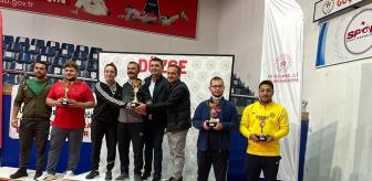 Konya: 120 sporcu madalya için mücadele etti