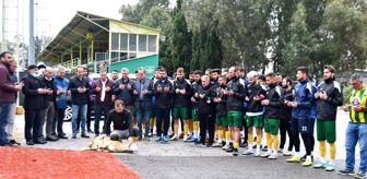 Metin Oral: Altınova Belediyespor sezonu açtı