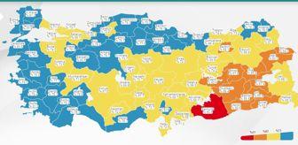 18 Mayıs: Son Dakika: Bugünkü vaka sayısı açıklandı mı? 19 Ekim 2021 koronavirüs tablosu yayınlandı mı? Türkiye'de bugün kaç kişi öldü? Bugünkü Covid tablosu!