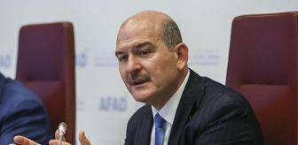 Can Dündar: İçişleri Bakanı Soylu: 'Onunuz değil yüzünüz gelse Türkiye'ye zerre toz konduramazsınız'