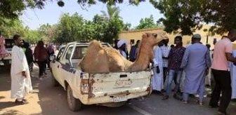 Sudan: Sudan'da sivil protestocular nöbette
