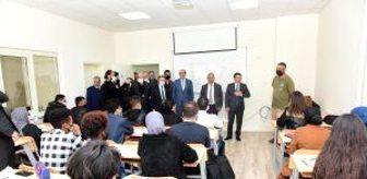 Tömer: Protokolden TÖMER'e Ziyaret