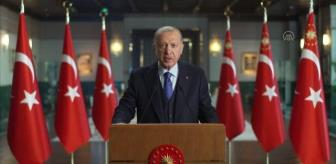 Recep Tayyip Erdoğan: Son dakika haberi: Cumhurbaşkanı Erdoğan, 'Bölgesel Finans Konferansı'na video mesaj gönderdi Açıklaması