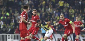 Enner Valencia: Fenerbahçe elendi mi? UEFA Fenerbahçe grup puanı! Fener Antwerp maçı kaç kaç bitti?