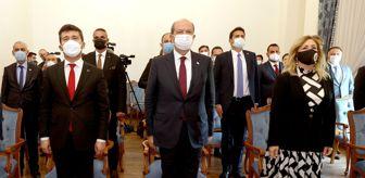 Rumlar: Son dakika haberi | KKTC Cumhurbaşkanı Tatar: 'Kıbrıs'ta federasyon meselesi kapanmıştır'