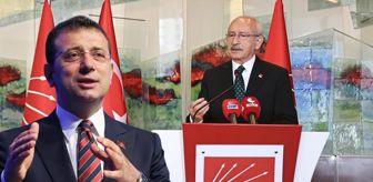 Gümüşhane: İmamoğlu, Kılıçdaroğlu'nun 'Ziyaretler için benden izin aldı' sözleriyle ilgili konuştu: Parti terbiyemiz böyle