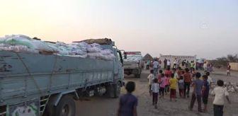 Sms: Hak İnsani Yardım Derneği'nden Yemen'e gıda yardımı