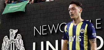 Mesut Özil, Premier Lig'e mi dönüyor? Newcastle United iddiası gündeme bomba gibi düştü