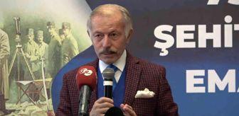 Atila Aydıner: 73. Uluslararası Şehit ve Devlet Büyükleri Emanetleri sergisi açıldı
