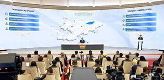 Recep Tayyip Erdoğan: Kırgızistan Cumhurbaşkanı Caparov: 'SİHA'ları savaşmak için değil korunmak için satın alıyoruz'