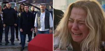 Özgür Ozan: Arka Sokaklar'da izleyiciyi gözyaşlarına boğan sahne! Ali, şehit düştü