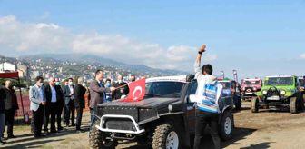 Adnan Günnar: Akçaabat'ta Uluslararası Offroad çoşkusu
