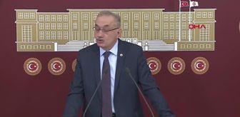 Enflasyon: ANKARA-İYİ Parti'li Tatlıoğlu: Hukuki konu üzerinde siyasi tavır yanlış