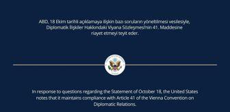 Kanada: Büyükelçiliklerden, Osman Kavala açıklamasından sonra geri adım
