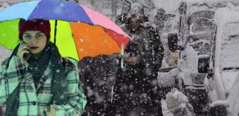 Meteoroloji Genel Müdürlüğü: Meteoroloji'den kritik uyarı: Hava sıcaklıkları 12 derece birden düşecek, kar yağışı geliyor
