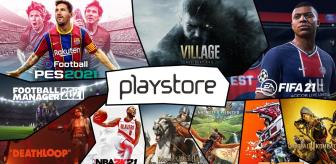 Football Manager: Playstore'un en sevilen oyunu eFootball PES