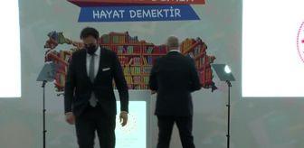 Neşet Ertaş: Bakan Ersoy, 'Kütüphanesiz Okul Kalmayacak Projesi'nin tanıtım programında konuştu