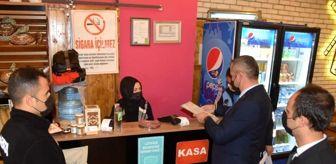 Namık Kemal Üniversitesi: Değirmenaltı Mahallesi esnafına fahiş fiyat denetimi yapıldı