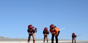 Olimpiyat: Son dakika haberi | Kayaklı Koşu Çocuk Takımı, Bitlis'te güç depoluyor