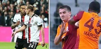Beşiktaş'ta Marcao-Kerem vakası kıl payı atlatıldı! İşte Josef ve Vida kavgasının çıkış nedeni