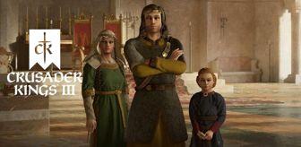 Saray: Crusader Kings 3 İlk Büyük Güncellemesini 2022'ye Kadar Almayacak