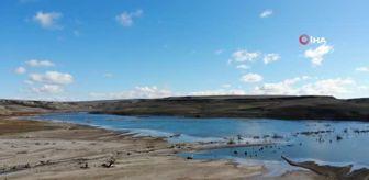 Devlet Su İşleri Genel Müdürlüğü: Kars Barajı'nı kuraklık vurdu