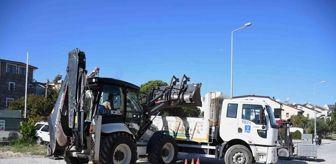 Fen İşleri Müdürlüğü: Kuşadası Belediyesi'nden sorunlara hızlı çözüm