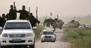 ABD yönetimi YPG'li teröristlere ağır silahlar verilmesini onayladı