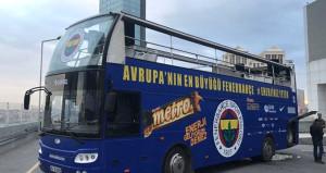 Avrupa Şampiyonu Fenerbahçe'ye nazar değdi
