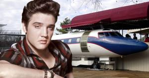 Efsane müzisyenin uçağı açık arttırmaya çıkarıldı