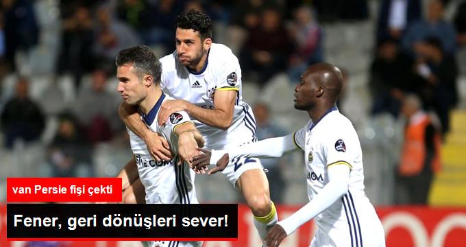 FENER, GERİ DÖNÜŞLERİ SEVER!