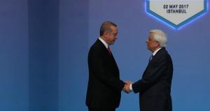 Kardak krizi sonrası Yunanistan'dan Türkiye'ye zeytin dalı