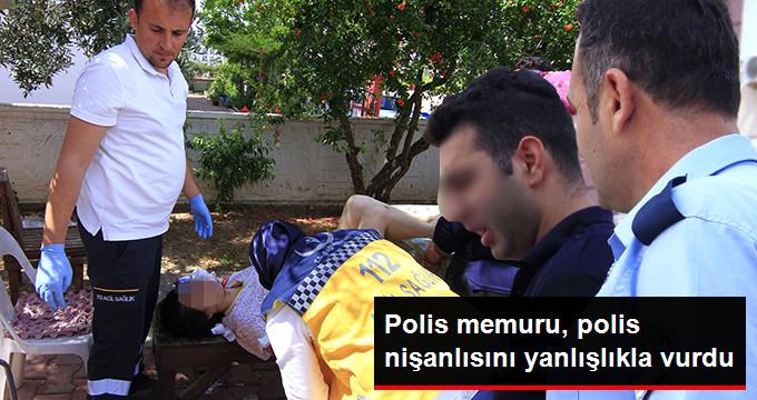 Polis memuru, polis nişanlısını yanlışlıkla vurdu