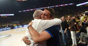 Fenerbahçe'nin şampiyonluğu Ali Koç'u ağlattı