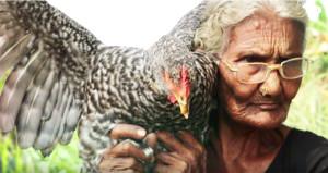 106 yaşındaki nine internetin yeni fenomeni oldu!