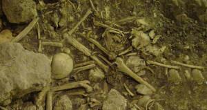 1400 yıllık mezarlık ilk kez ziyarete açıldı!