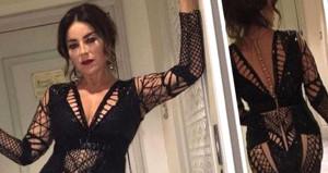 Aşkın Nur Yengi'nin içini gösteren kıyafetin sırrı çözüldü