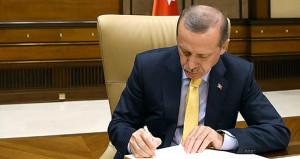 Cumhurbaşkanı Erdoğan'dan Danıştay'a üye ataması