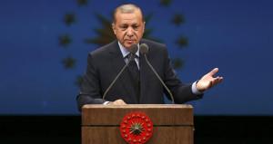 Erdoğandan yabancı kelime çıkışı: Bütün bu tabelaları sökün