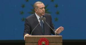Erdoğan spor kulüplerini uyardı: Bunlar şık değil