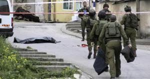 İsrail askerleri, Trump'ın ziyareti öncesi bir Filistinliyi öldürdü