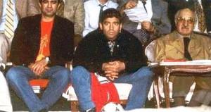Maradona ile Gülen yan yana! Bu fotoğrafın sırrı ortaya çıktı