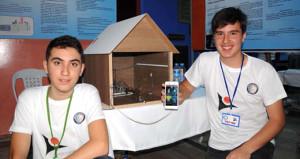 8. sınıf öğrencisi 10 bin TL'lik sistemi 200 TL'ye üretti