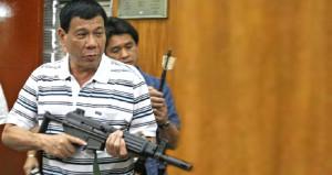 Duterte meydan okudu: Bizimle savaşırsanız ölürsünüz