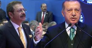 Erdoğan'ın yerli otomobil çağrısına ayağa kalkarak cevap verdi