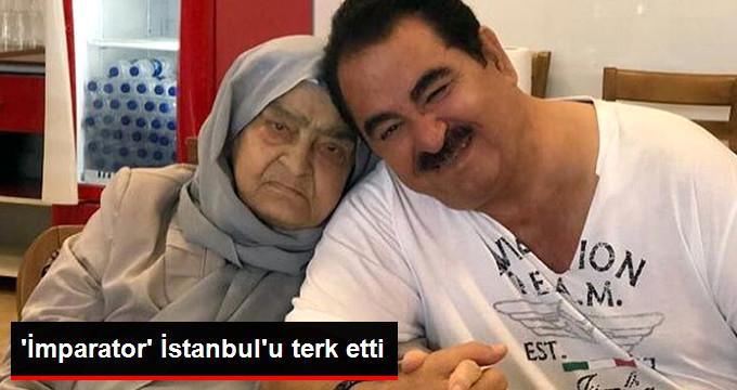 İmparator İstanbulu terk etti